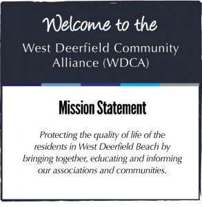 Welcome to WDCA